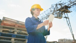 How construction companies are using rugged tablets to Improve efficiency