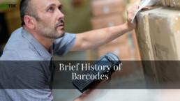 Brief History of Barcodes